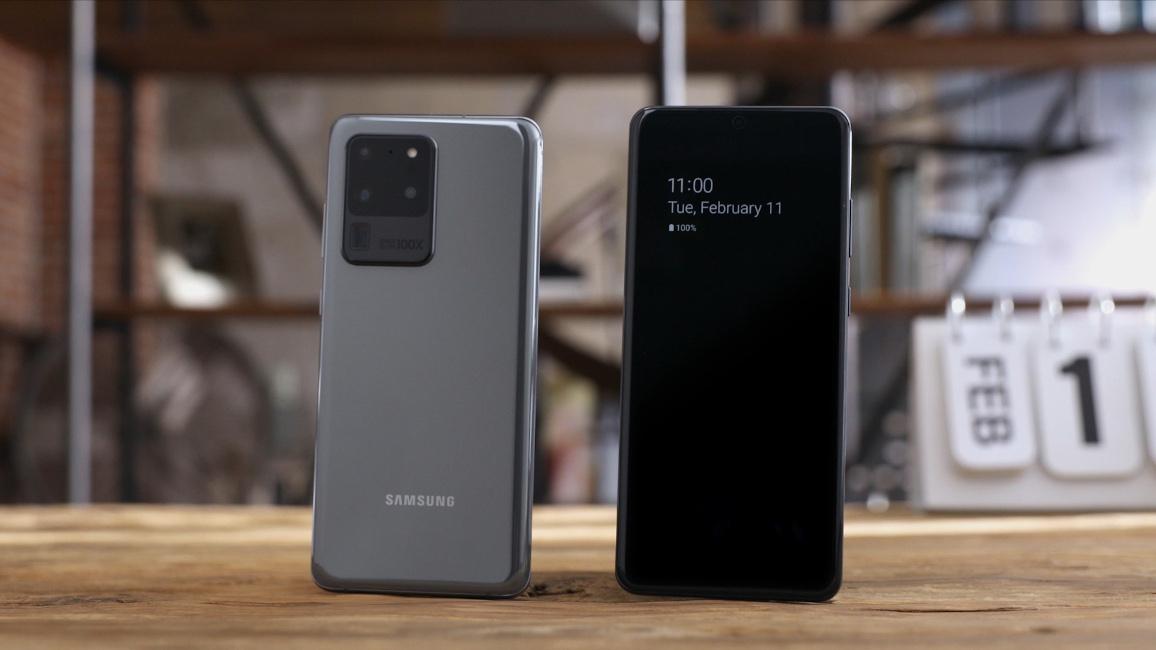 Samsung Galaxy S20 Ultra 4