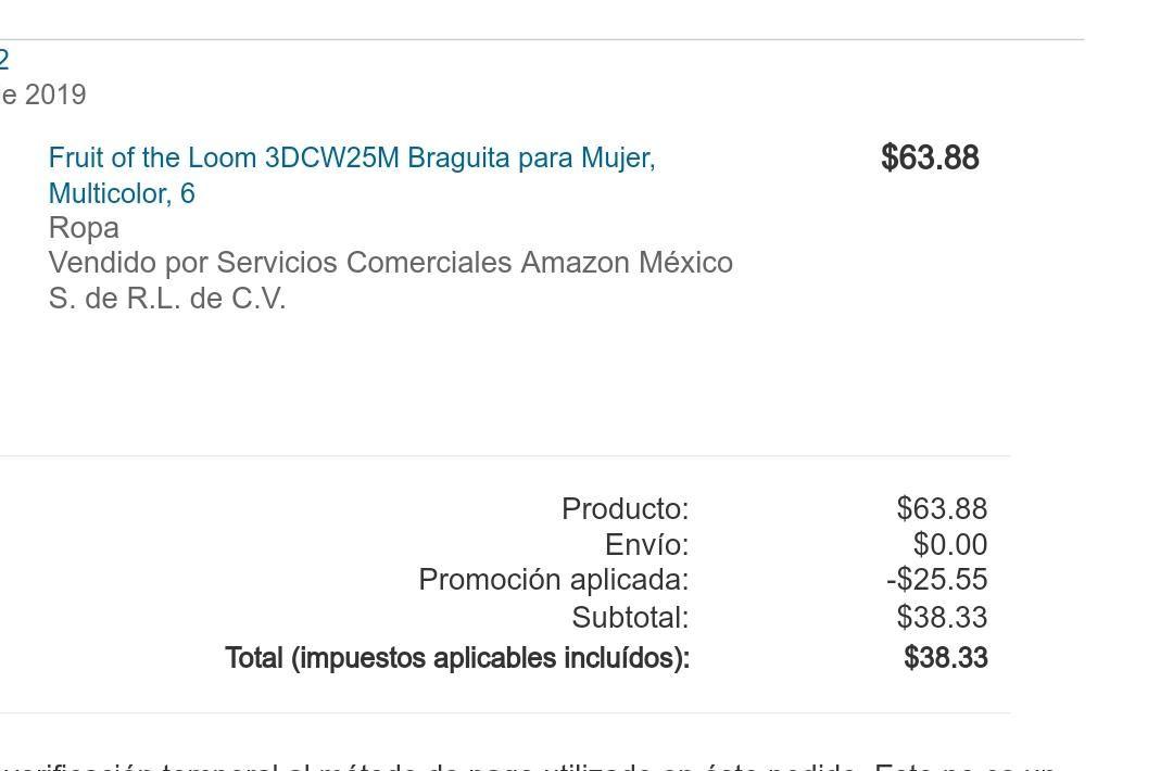 fc7e734d18f1 Amazon: Prime Day 3 calzones de mujer a 38 pesos solo talla 6 USA ...