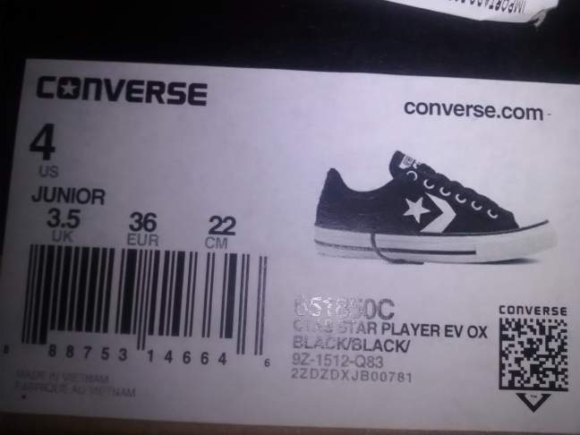 sneakers for cheap 6fa24 d0533 Coppel  tenis Converse - promodescuentos.com