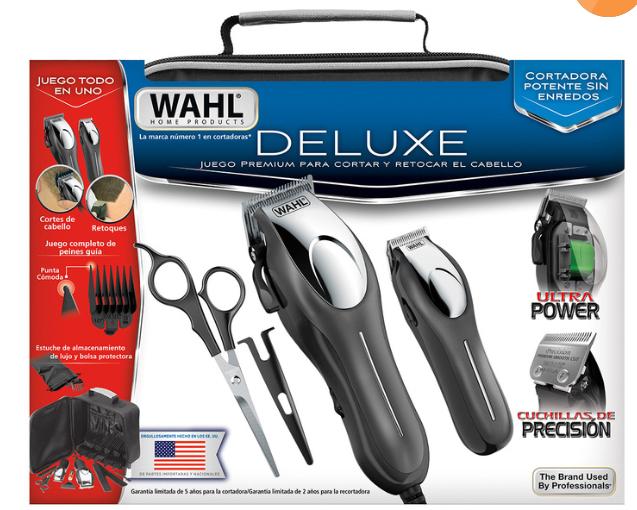 ¿Cómo cortar el cabello en casa  El juego premium de la marca Wahl le dice  como hacerlo   4e56b464fe5c