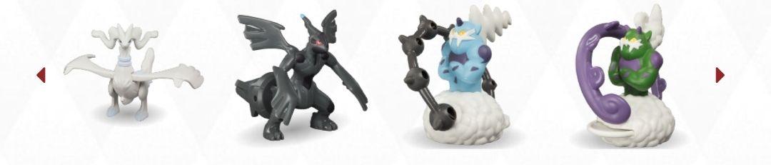 Pokemon Cajita Feliz Mcdonald'sJuguetes En La n0O8PkXw