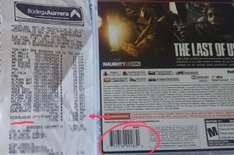 Bodega Aurrerá: The Last of Us PS3 $299
