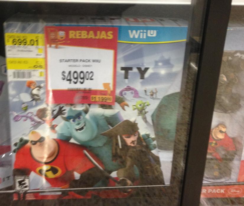 Liquidación en tiendas Walmart (resumen iPad Air $5,299)