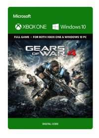 CD Keys: Gears of War 4 Xbox One/PC - Digital Code