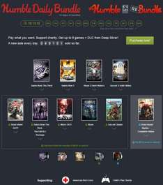 Humble Bundle: paga lo que quieras por Saints Row 2, Saints Row 3 y más