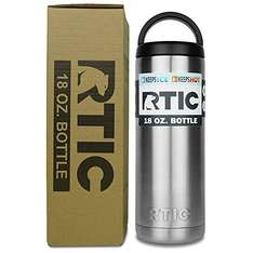 Amazon: Rtic Stainless Steel Bottle