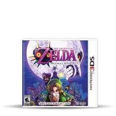 Gamershop: THE LEGEND OF ZELDA: MAJORA'S MASK