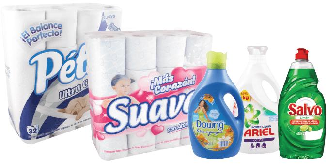 HEB: Super duper ahorro de $323 (ej. Detergente Líquido Reg Power 3lt 2 x $230)