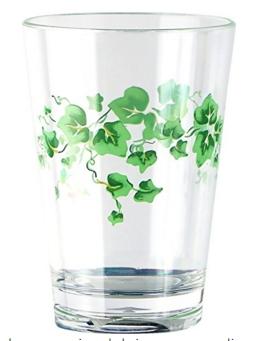 Amazon: 6 vasos marca Corelle (muy buena) de 8 onzas. Ideal para una cuba de viernes !!!