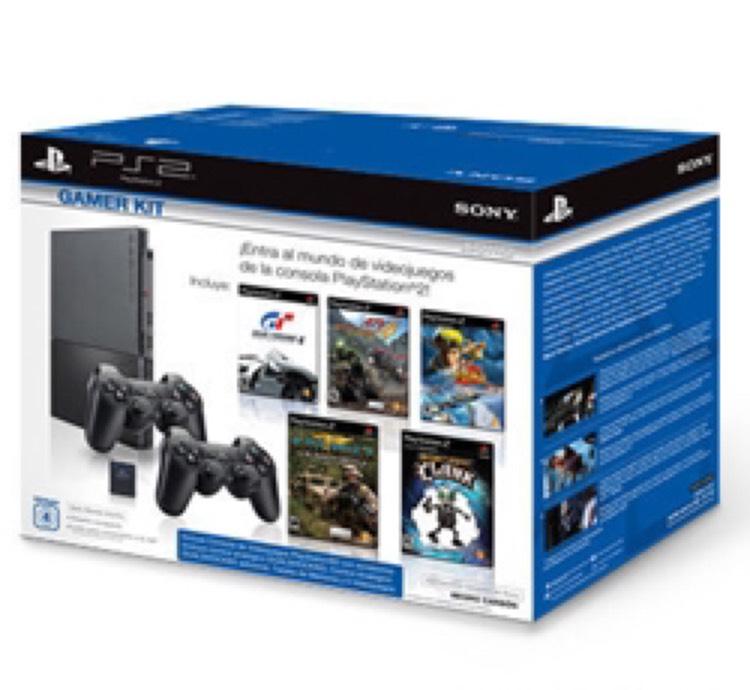Tienda Telmex: PS2 Bundle