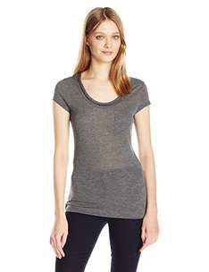 Amazon: Calvin Klein Women's  T-Shirt Mediana