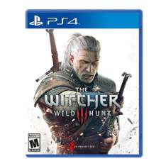 Walmart Online: The Witcher 3: Wild Hunt para PS4 a $299