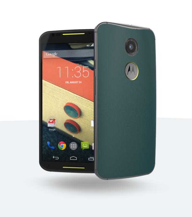 "Motorola: Moto X 2014 $6,999 (2GB de RAM, pantalla 5.2"", cámara 13MP)"