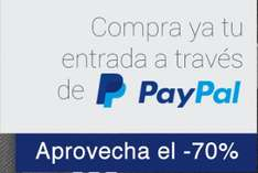 Preventa boletos Campus Party 2015 con 60% de descuento con PayPal