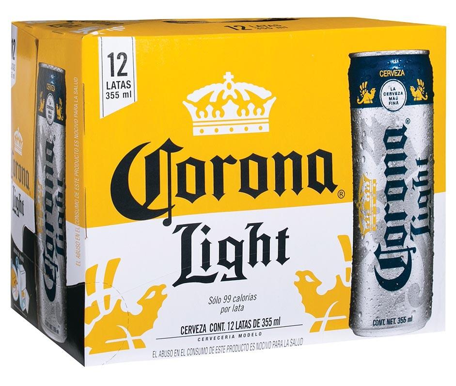 HEB: Corona Light 12 latas 355ml + Clamato 946ml