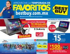 Folleto de ofertas en Best Buy del 16 al 29 de octubre