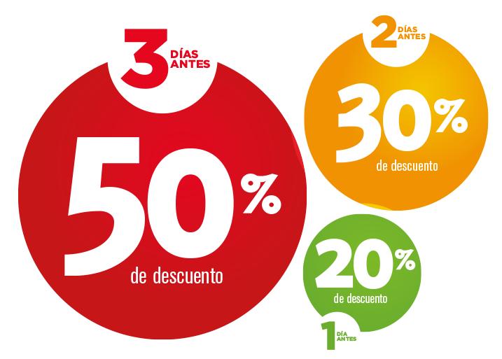 Cinepolis: hasta 50% de descuento comprando de forma anticipada