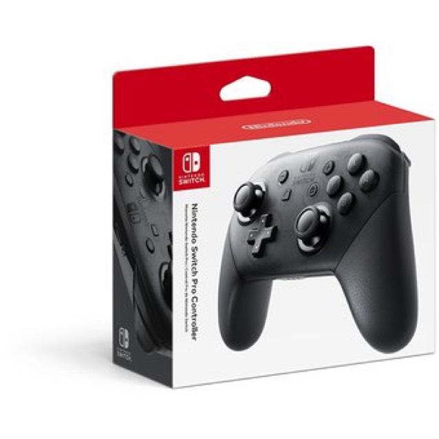 Linio: Nintendo Switch Pro Controller