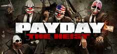 Steam: Payday The Heist gratis y 10 juegos en free weekend