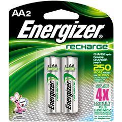 Sanborns: 2 baterias Energizer recargables de 2300mah por 65 envío gratis hoy