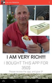´´I Am Rich Premium`` ahora gratis en Google Play