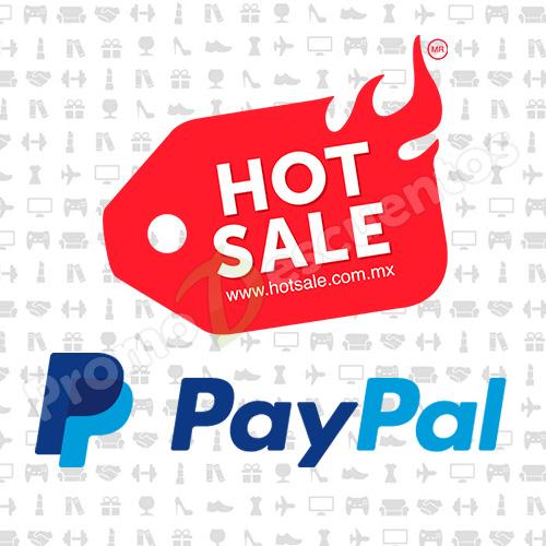 Promociones de Hot Sale 2017 en Paypal