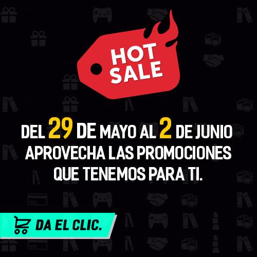 Promociones del Hot Sale 2017 en Ghandi