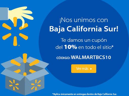 Walmart: 10% de descuento en toda la tienda con cupón