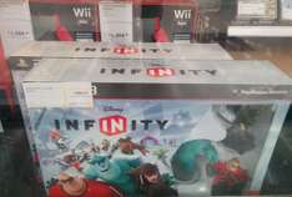 RadioShack: Disney Infinity Starter Pack $499