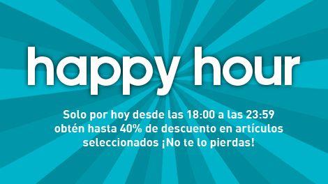 Adidas Happy Hour: hasta 40% de descuento