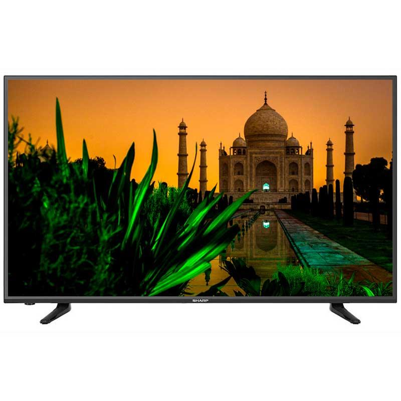"""Elektra: Pantalla Sharp Smart TV LED 43"""" 4K a $5,999"""