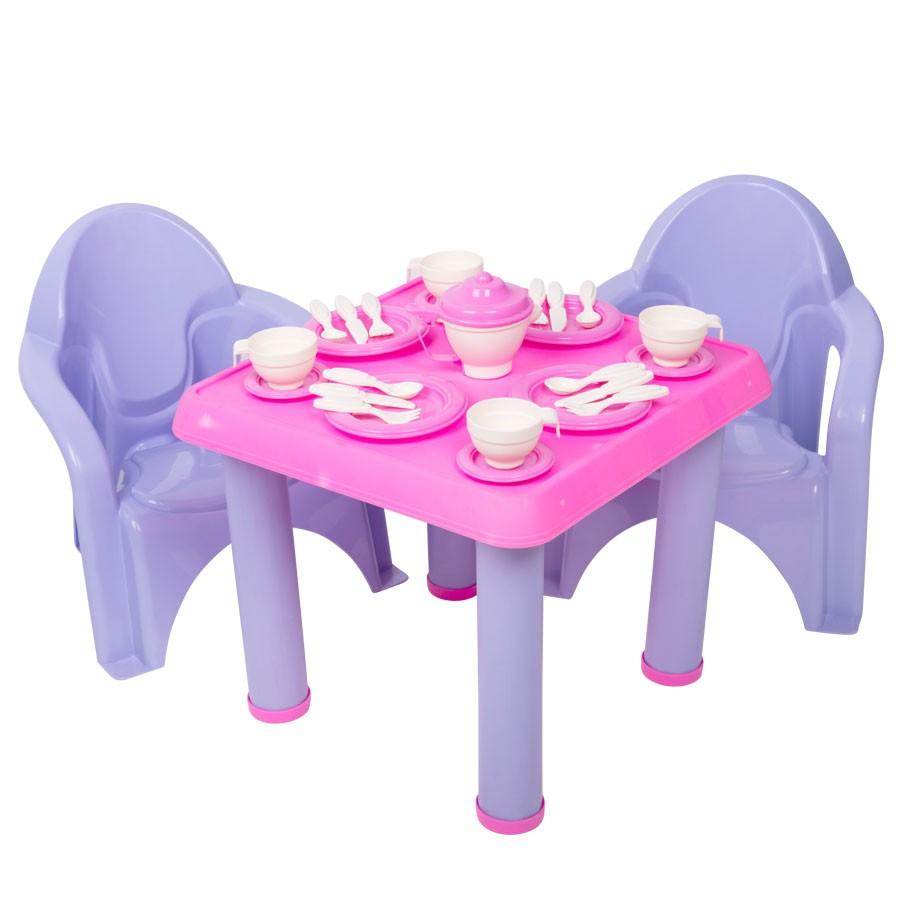 Woolworth Servicio de té de juguete para las princesas