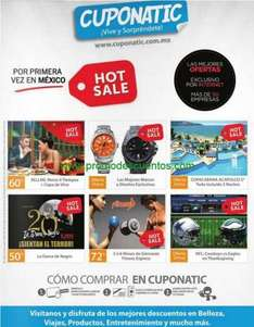 Ofertas de Hot Sale México 2014 en Cuponatic
