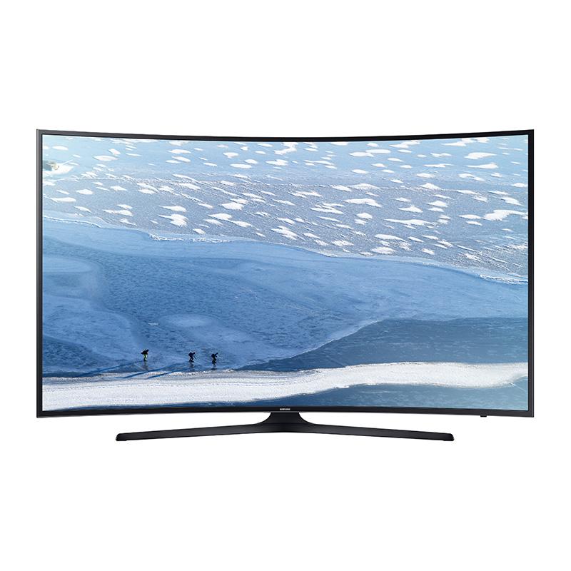 "Costco: Samsung LED pantalla curva 65"" Ultra UHD Smart TV  $19,999 UN65KU6300FXZX"