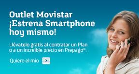 Movistar: 85 centavos el minuto, mega o mensaje + cobro por segundo