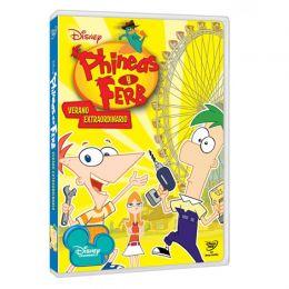 Sears: DVD Phineas y Ferb $59