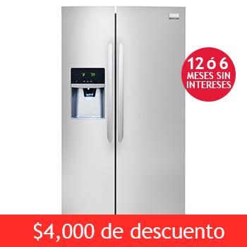 """Costco - Refrigerador 26"""" Dúplex con $4,000 de descuento"""