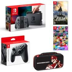 Target: Nintendo switch starter bundle