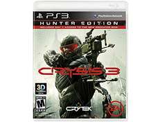 Amazon MX: Crysis 3 Hunter Edition para PS3