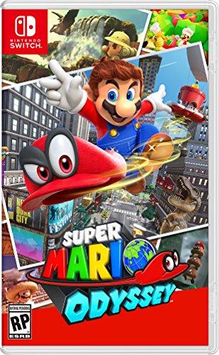 Amazon: Preventa Super Mario Odyssey (con Prime)