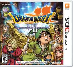 Amazon: Dragon Quest VII Fragment of Forgoten Pass para Nintendo 3DS en oferta