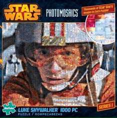 Amazon: Star Wars Rompecabezas Photomosaic 1,000 piezas $119