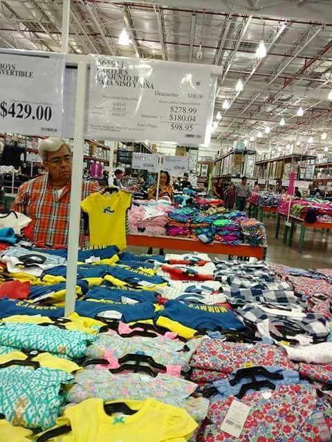 Costco Veracruz: Conjuntos Carter's a $98 pesos