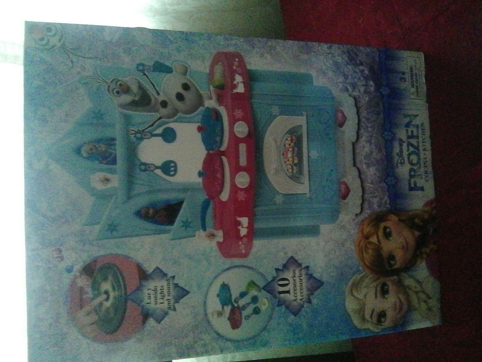 Bodega Aurrerá: Cocinita de juguete Frozen a $210.03