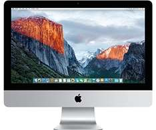 "Amazon: Apple iMac 21.5"", Intel Core i5, 8 GB RAM, 1 TB HDD"