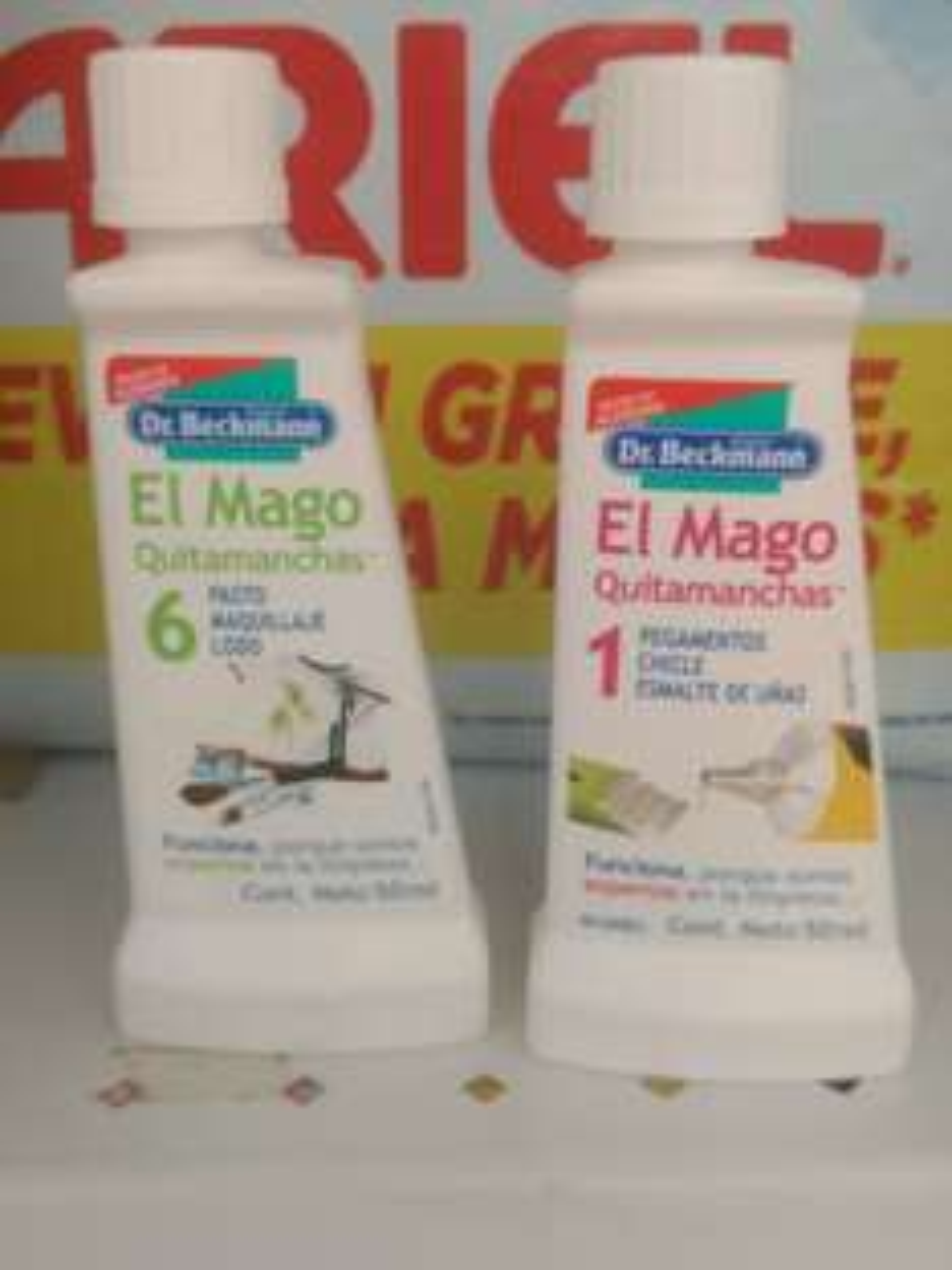 Chedraui: Desmanchador dr. Beckmann a $4.15