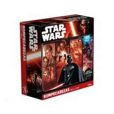 Sears Internet: Rompecabezas Star Wars 1000 piezas NOVELTY