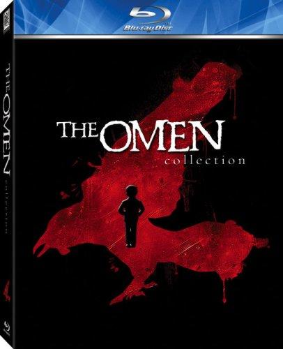 Amazon: The Omen Collection en BluRay (4 películas)