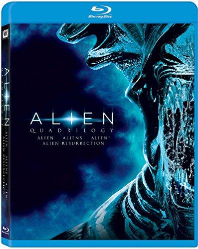 Amazon: Alien Quadrilogy en Blu-Ray
