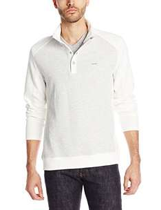 Amazon: Calvin Klein Men's S and Z Pullover Sweatshirt 2XL
